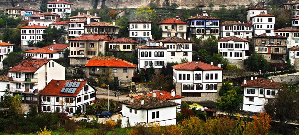 Dünya Miras Kenti; Safranbolu
