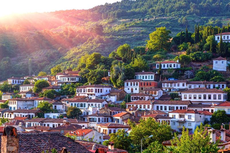 Ege'nin Birbirinden Güzel Köyleri