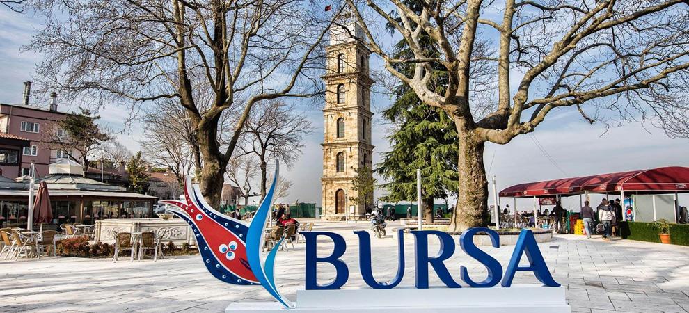 Enerjisi Bitmeyen Şehir: Bursa