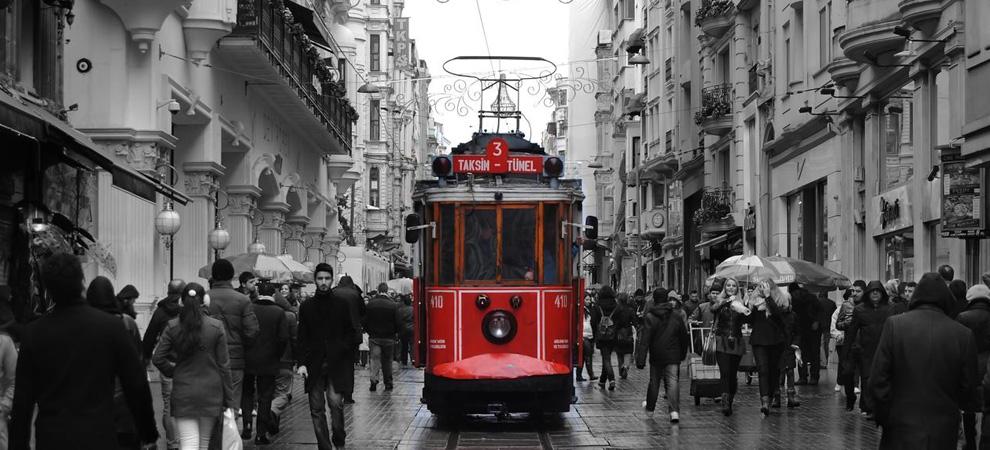 Galata, Pera, Beyoğlu