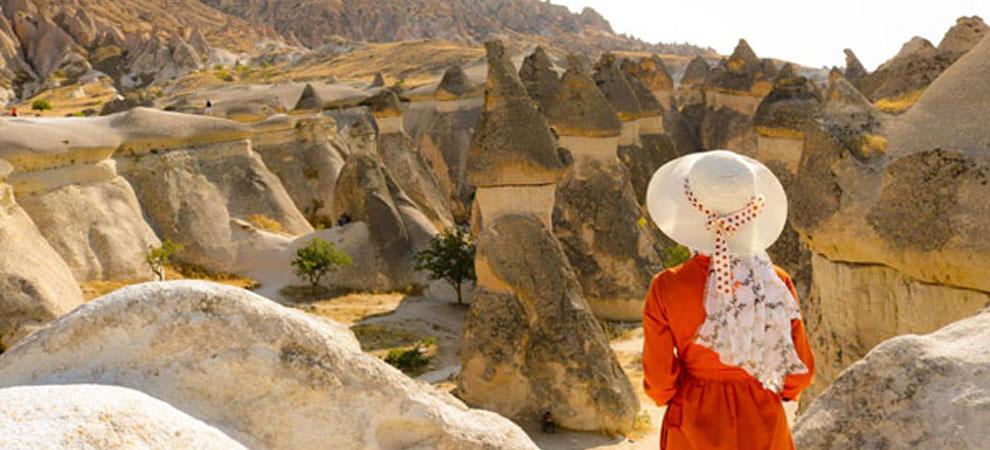 Görmeden Ölmemeniz Gereken Yer: Kapadokya