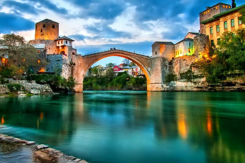 Vizesiz Balkanlar Turu