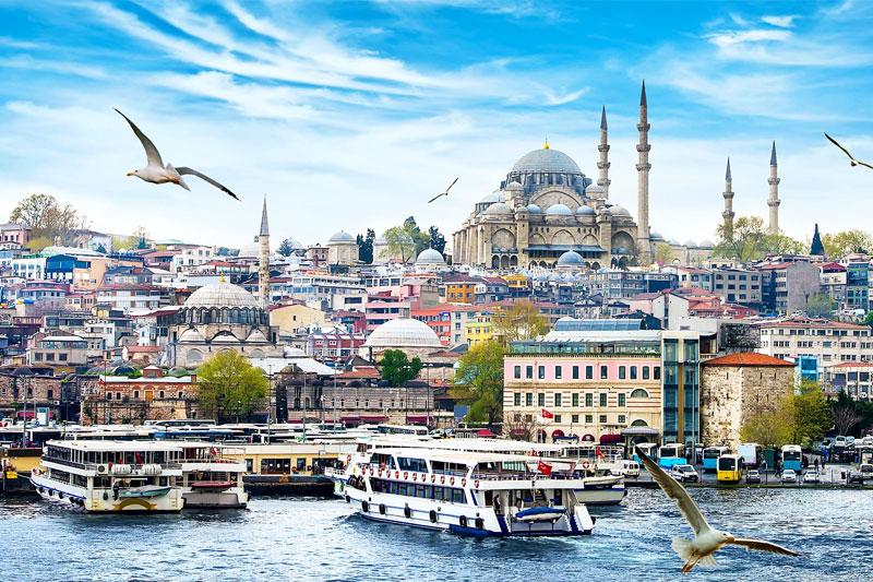 Hızlı Tren ile İstanbul Turu