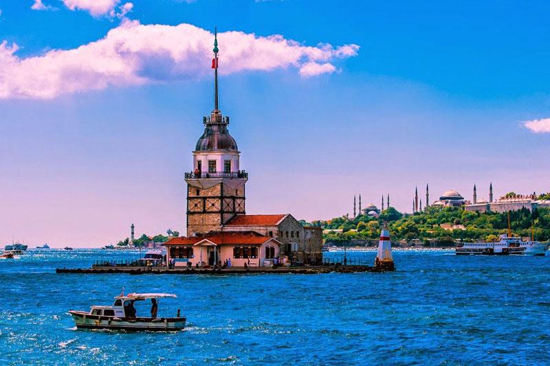 Uçaklı İstanbul Turu