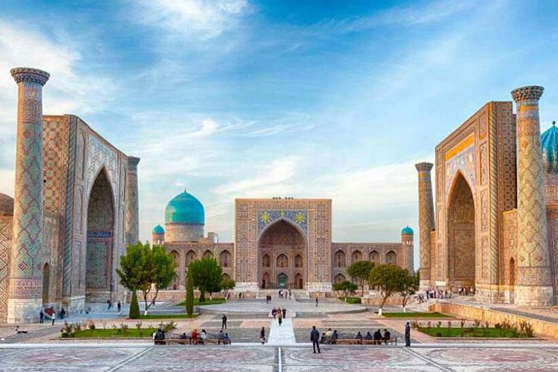 Özbekistan Turu