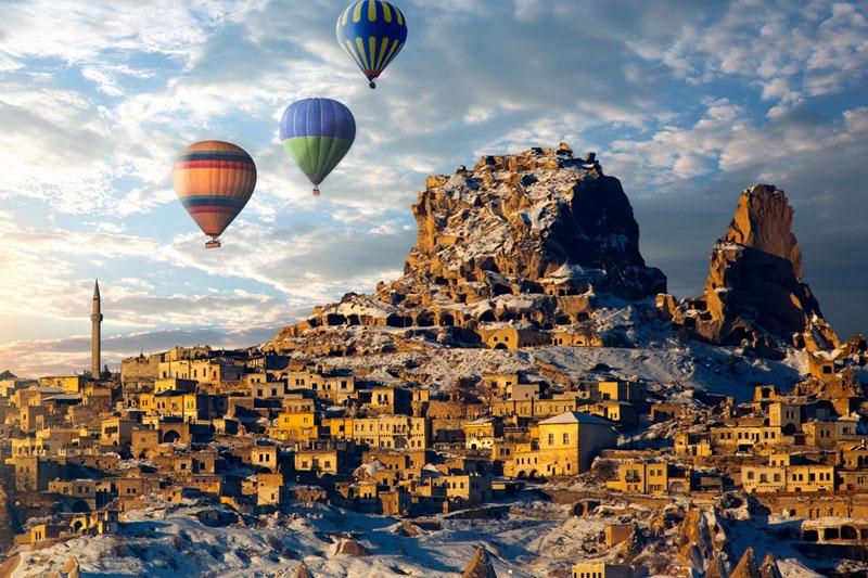 Promosyon Kapadokya Turu