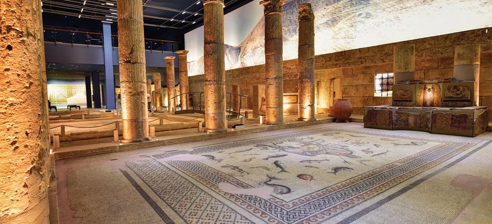 Zeugma Mozaik Müzesi | GAZİANTEP